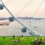New York Wheel courtesy of NYC Mayor's Office